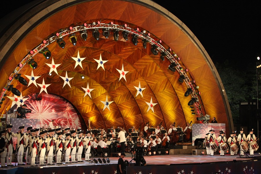 MCV with Boston Pops